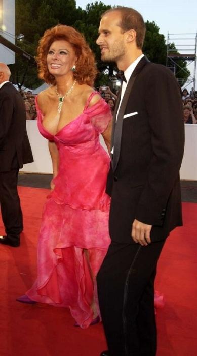 Софи Лорен: Как Менялась Фигура Актрисы В Разные Годы