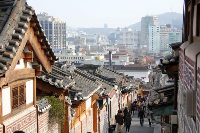 Gangnam S Best Buildings