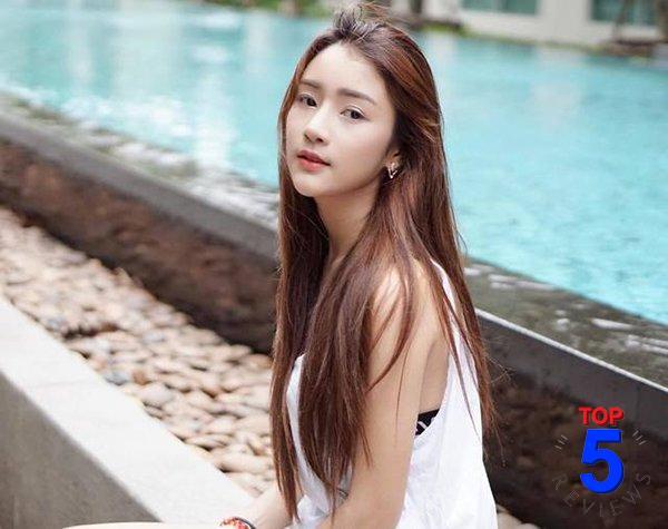 Kiểu Tóc nữ đẹp dài tự nhiên