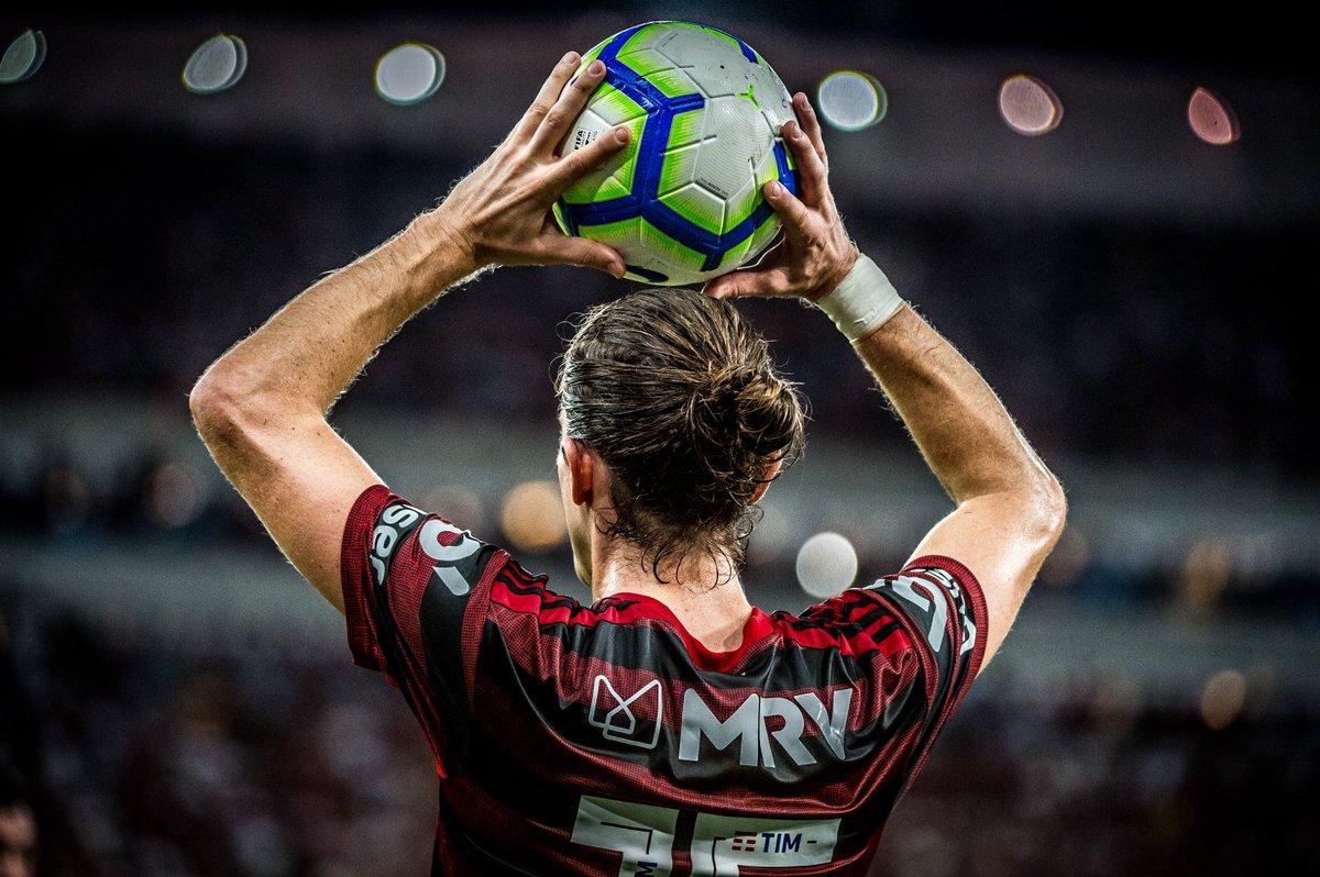Filipe Luís, do Flamengo, revela desejo de atuar como meia ...