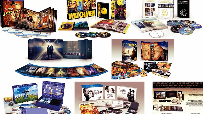 BOX SETS & COLLECTABLES