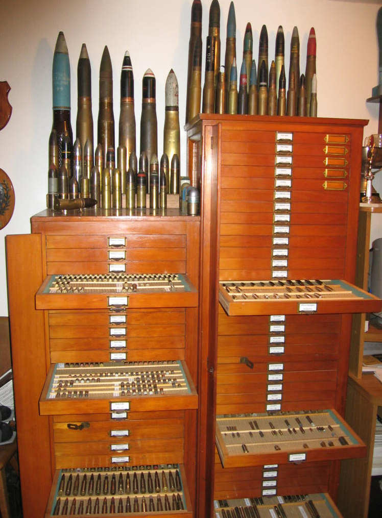 A Collection Of The Most: Ammo And Gun Collector: Some Nice Ammo Collections Pictures