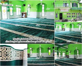 Karpet Sajadah, Sajadah Masjid Terbaru, Sajadah Minimalis Turki