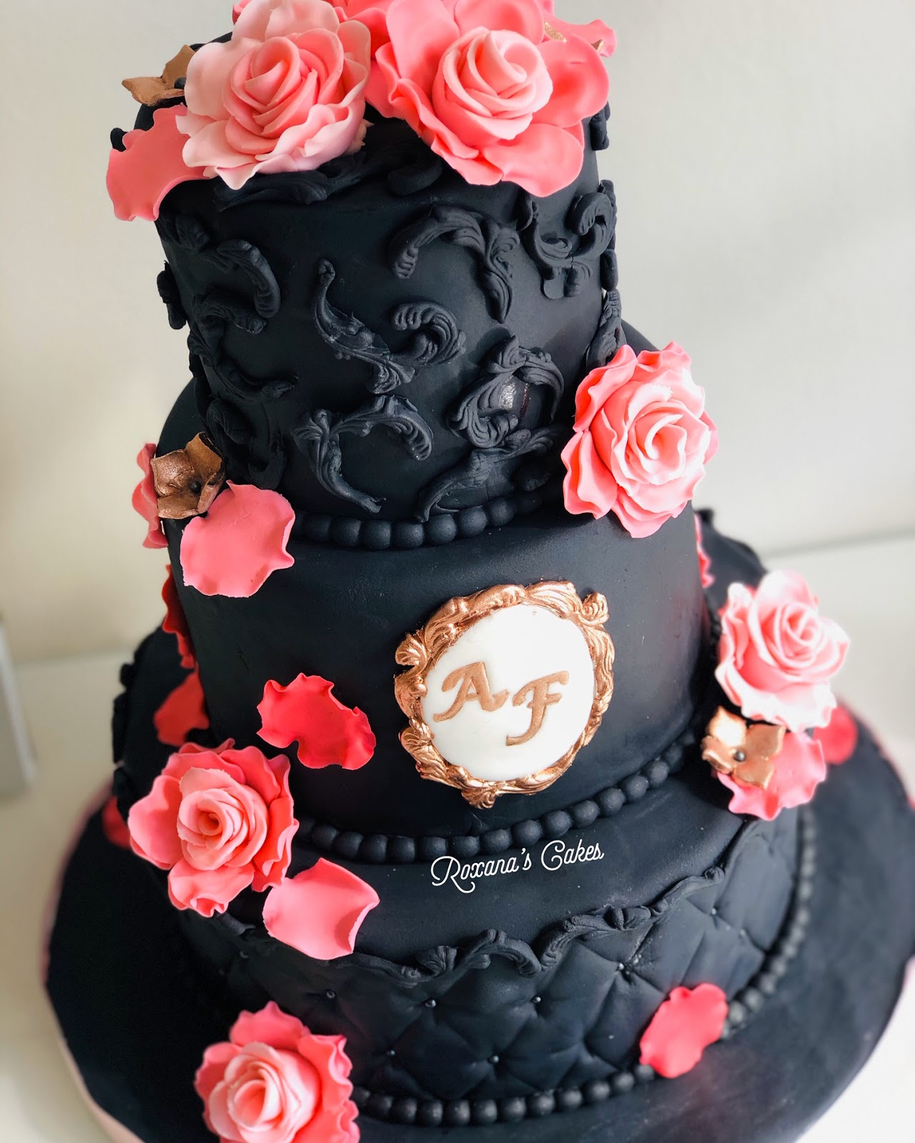 Phenomenal Baking With Roxanas Cakes 2019 Birthday Cards Printable Inklcafe Filternl