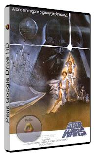 La guerra de las galaxias (1977) por google drive