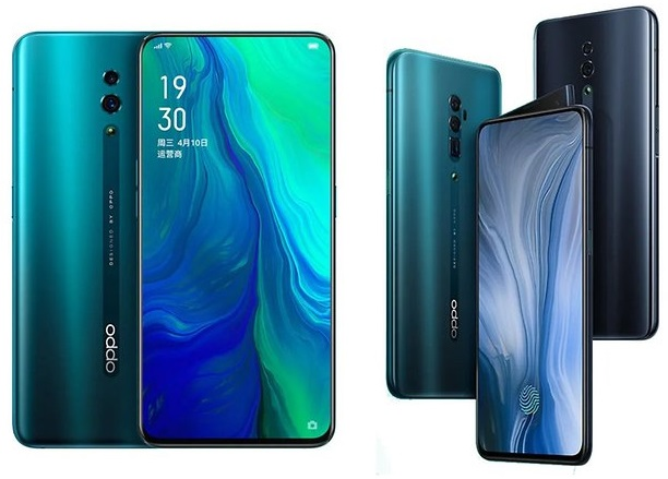 OPPO Reno and Reno 10X Zoom : Full Hardware Specs, Features, Price and Availability