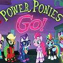 MLP Power Ponies Go game