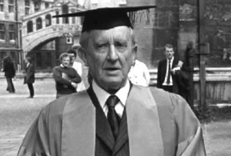 Il Tolkien Professor of English Language and Literature all'Università di Oxford