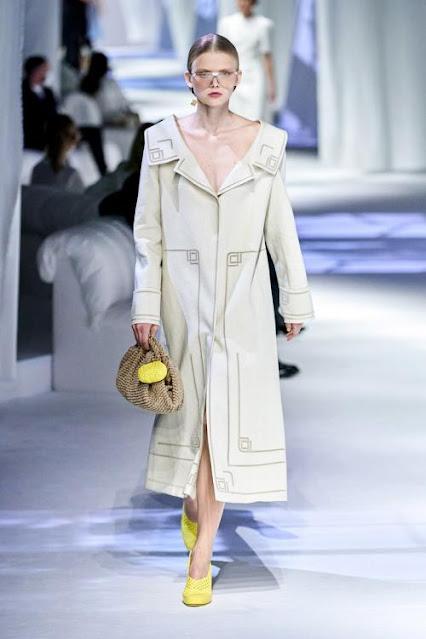 Desfile de moda Fendi - Primavera Verano 2021 - Milan