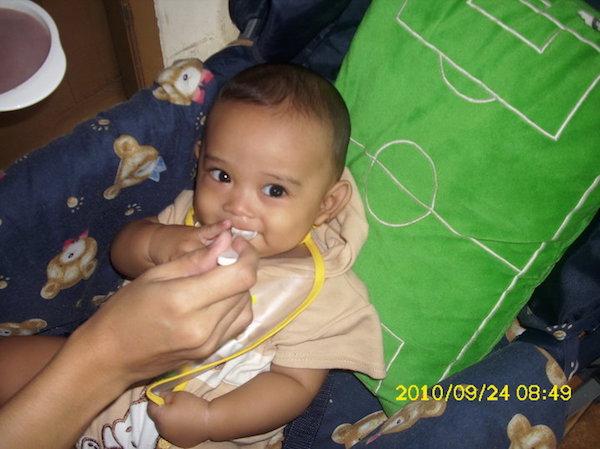 Ini Lho Makanan Bayi 7 Bulan Yang Pernah Alvin Makan