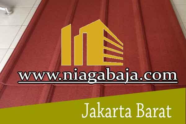 HARGA ATAP SPANDEK PASIR JAKARTA BARAT 2019