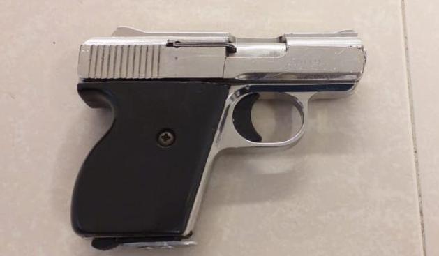En acción operativa, detiene SSP a una persona en posesión de arma de fuego en Pátzcuaro