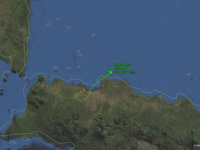 Pesawat Lion Air Jatuh di Perairan Tanjung Karawang, 189 Orang Tewas