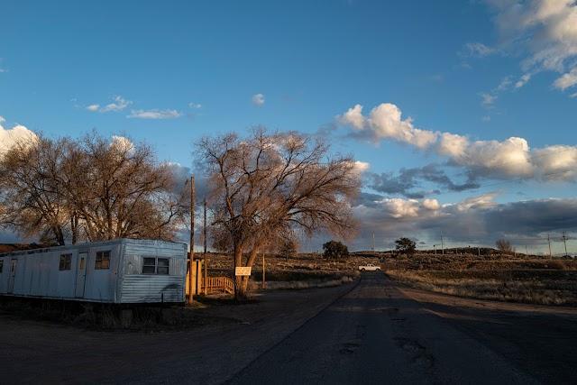 O vírus matou mais pessoas na nação navajo do que em todo o Novo México.