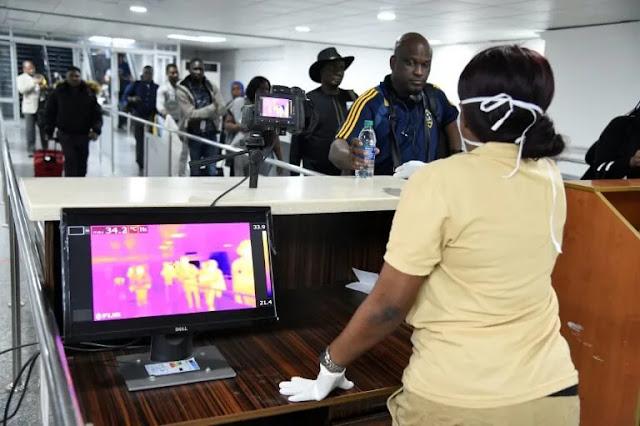 Murtala Muhammed International Airport is an international airport, Lagos, Nigeria. PHOTO | AFP