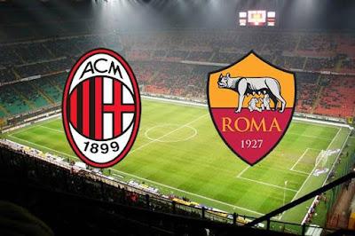 مشاهدة مباراة روما وميلان