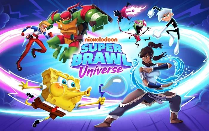 Super Brawl Universe v2.26.61890 MOD, One Hit - Game hành động cho điện thoại