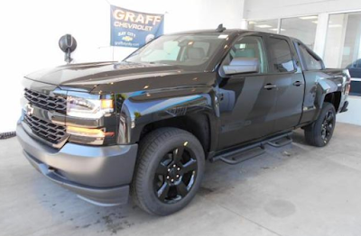 Hank Graff Chevrolet - Bay City: Chevrolet Special Edition Silverado