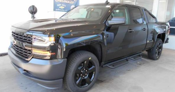 Graff Chevrolet Bay City >> Hank Graff Chevrolet - Bay City: Chevrolet Special Edition Silverado Trucks Are Exclusively At ...