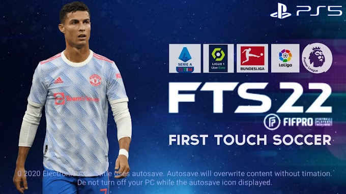 FTS 22 Download For Android Latest Version High Graphics Apk+Obb+Data (September 20) Download