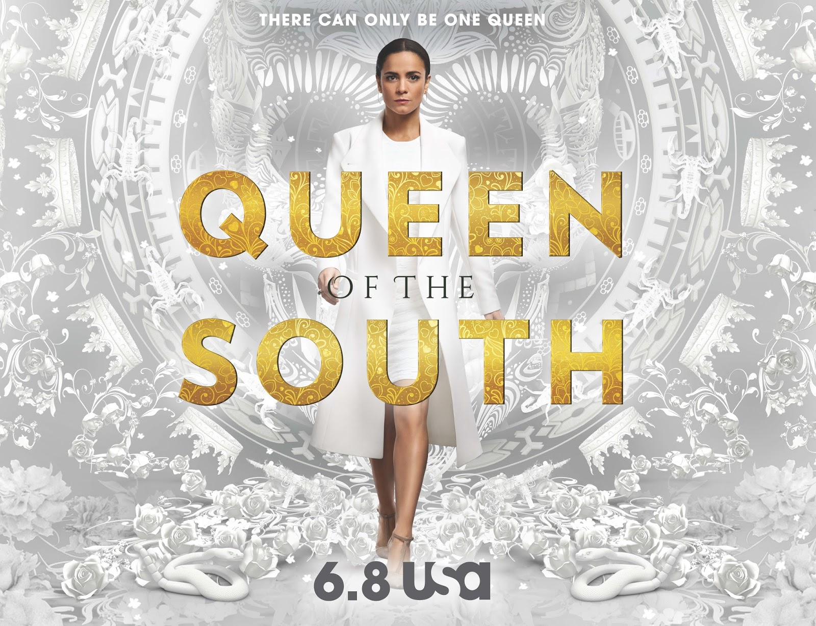 Queenpin Cocktails With Queen of the South + How To #Slay Your Dreams , queen of the south, usa network, teresa mendoza, tv shows, shows on usa, television, netflix orginials, watching tv