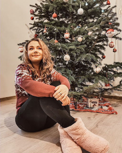 Bluză Crăciun Bonprix