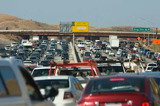 American traffic. (Credit: Getty Images) Click to Enlarge.