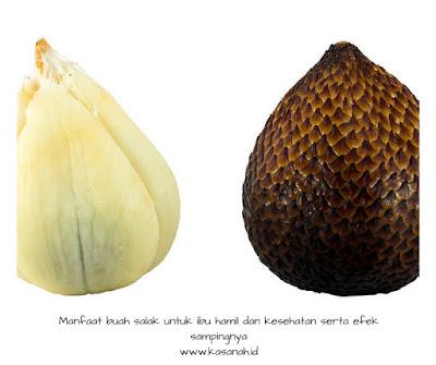 manfaat buah salak untuk ibu hamil