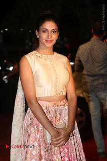 Actress Lavanya Tripati Stills in Beautiful Dress at Gemini TV Puraskaralu 2016 Event  0014.JPG
