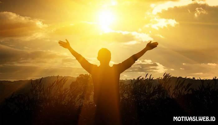 Belajar Arti Hidup dari Matahari