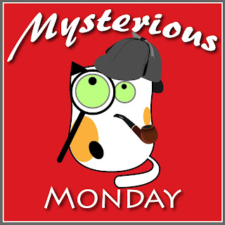 Mysterious Monday button