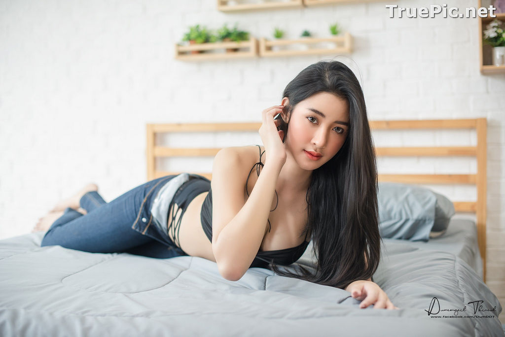 Image Thailand Model - Ploy Preeyaphat - What Are You Staring At? - TruePic.net - Picture-5