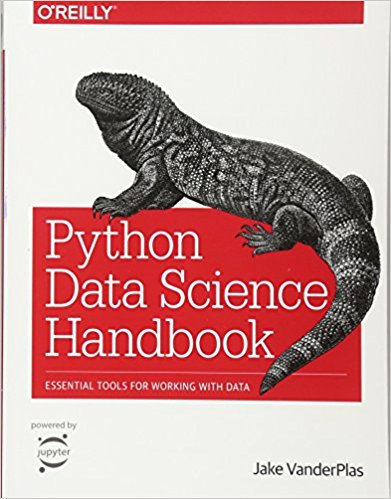 Python Data Science Handbook front cover
