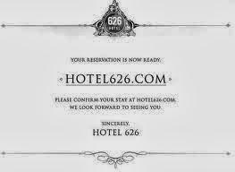 invitacion hotel 626