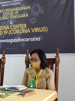 Kadis Kesehatan Maluku Tenggara dr. Katrinje Notanubun