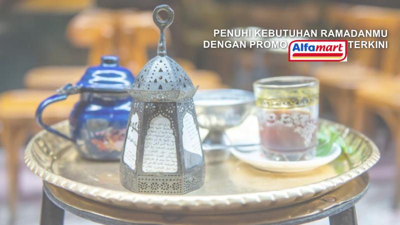 Penuhi Kebutuhan Ramadan Bersama Promo Alfamart Terkini