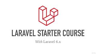 Laravel 6 Starter Course