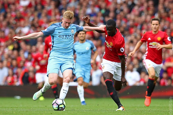 Man City vs Man United