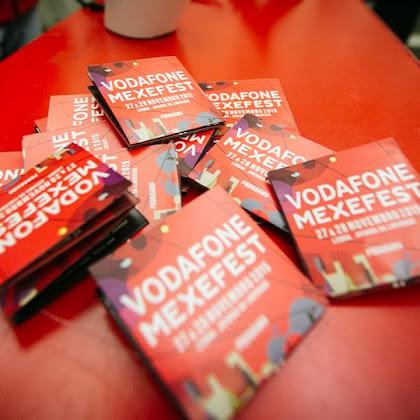 Vodafone Mexefest - A Cidade em Movimento - Parte 2