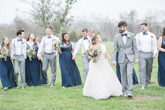 Gruene Estate New Braunfels Texas wedding venue, bridal party photo