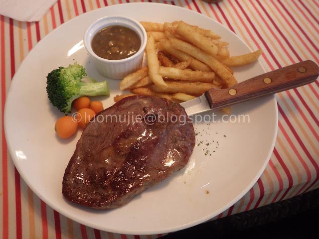PS Bubu Meteor Garden restaurant