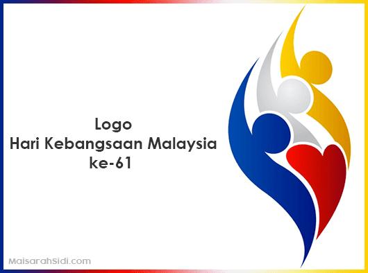 Logo Hari Kebangsaan Malaysia ke-61