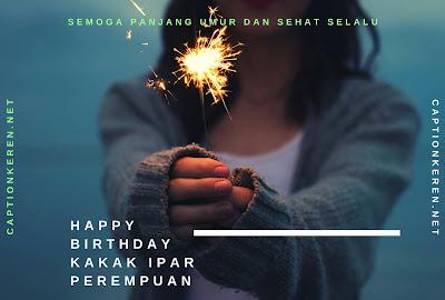 ucapan selamat ulang tahun untuk kakak ipar perempuan