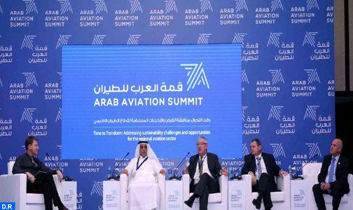 """تعافي قطاع الطيران العربي من تداعيات أزمة """"كورونا"""" قد يستغرق ثلاث سنوات"""