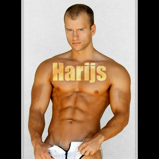 Harijs Broza • Male Model