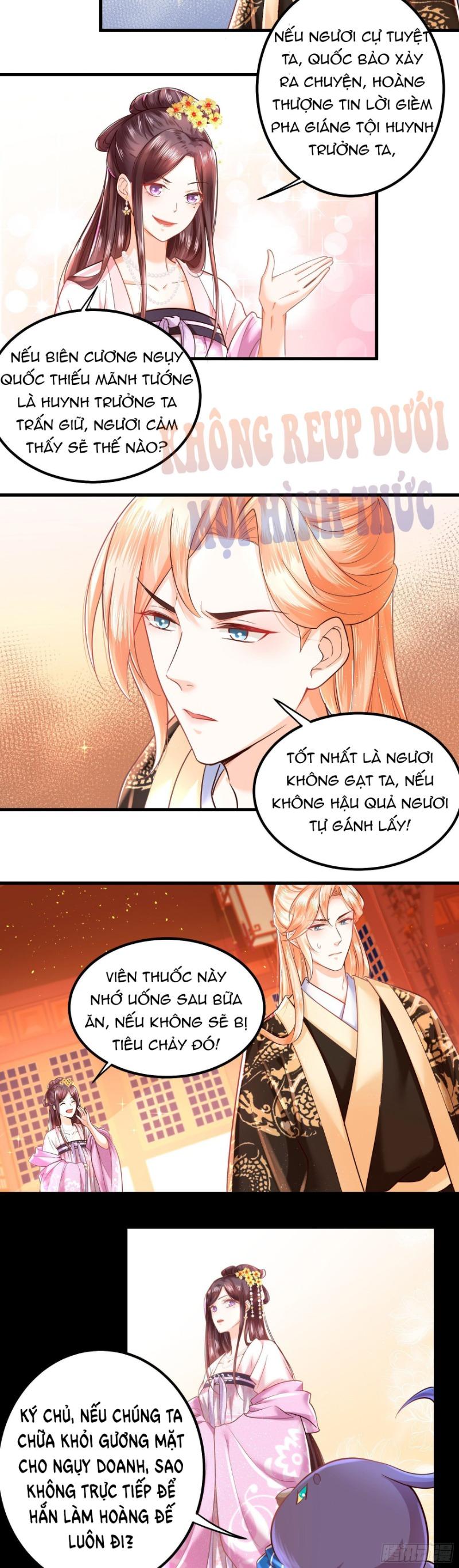 Ta Phải Làm Hoàng Hậu Chapter 12 - upload bởi truyensieuhay.com