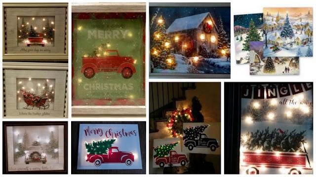 DIY Εύκολες Φωτεινές Κατασκευές με Χριστουγεννιάτικες Κάρτες