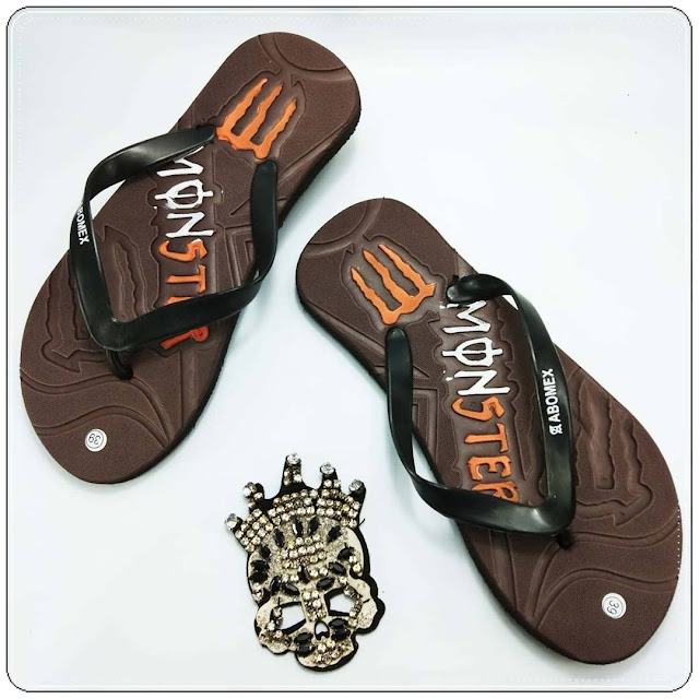 Sandal Amx Social Simplek Pria Murah
