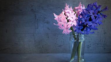 Flores 'Classic Blue', el color del año 2020 según Pantone