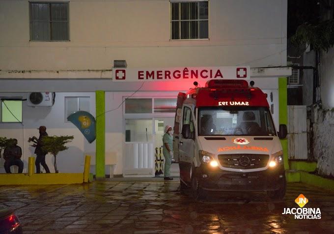 Dois acidentes com três motos deixam feridos em Jacobina; um foi preso por embriaguez